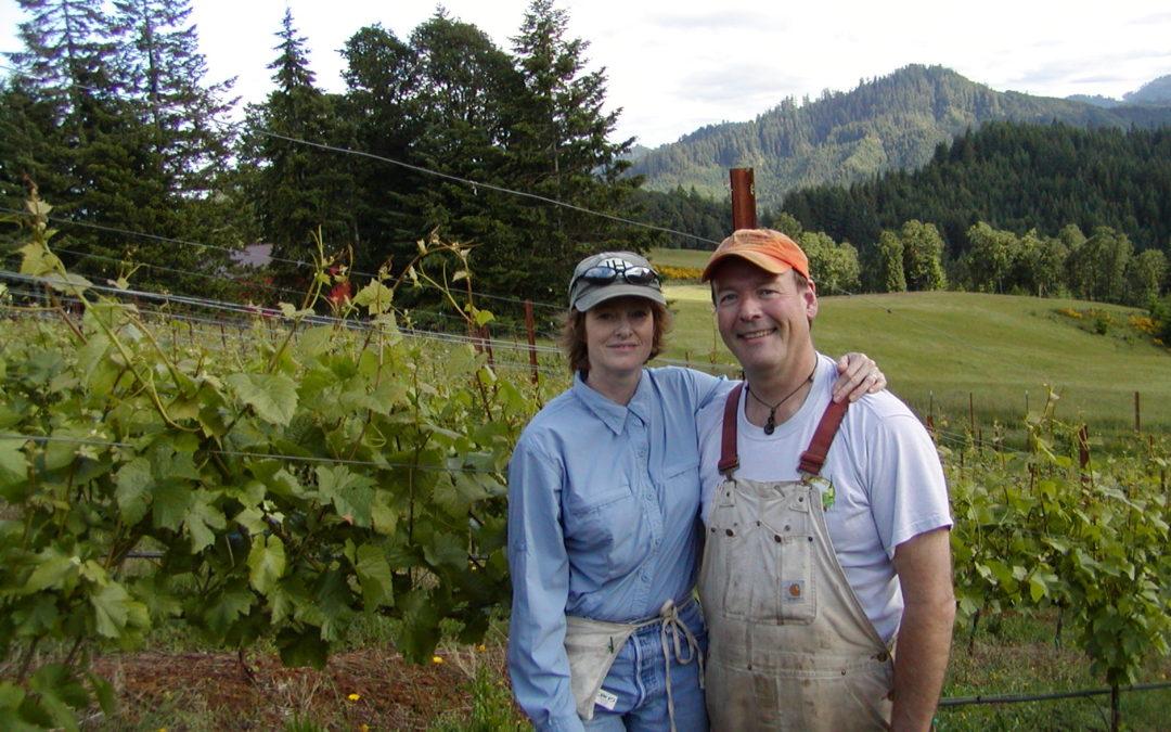 Q&A: Brandborg Vineyard & Winery, Elkton, OR