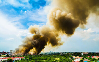 Where There's Smoke—or Coronavirus: The Role of a Communications Manager