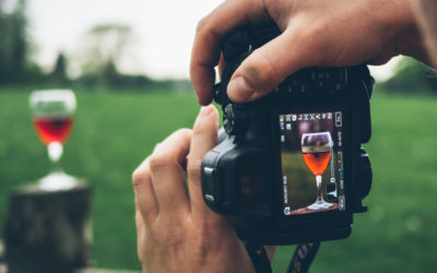 Winery Photography – Why it's SO Important