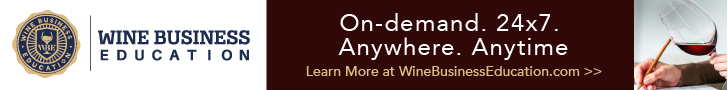 On-demand. 24 x 7. Wine Business Education.
