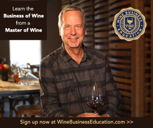 Learn the Business of Wine from a Master of Wine - Sign up now at www.winebusinesseducation.com